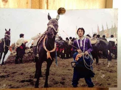 Tsebhe, a young Tibetan man who died on 12th January after setting himself on fire in Gansu province, China.