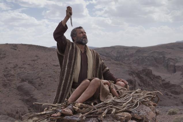 "Scene from ""The Bible"" via newyorkdailynews.com"