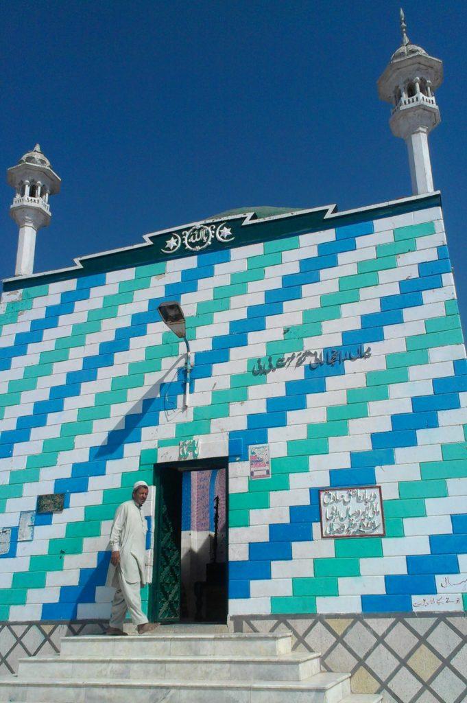 The Heer Ranjha shrine. Photo by Saba Imtiaz.