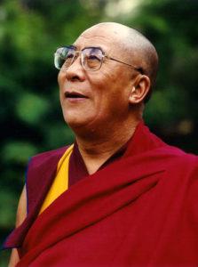 The Dalai Lama. via dalailama.com