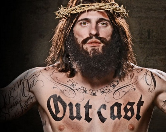 Tattooed Jesus