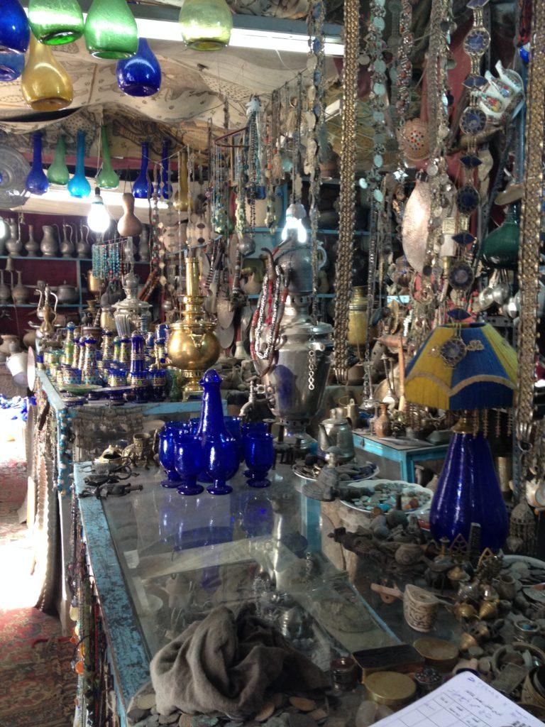 Herat glass-