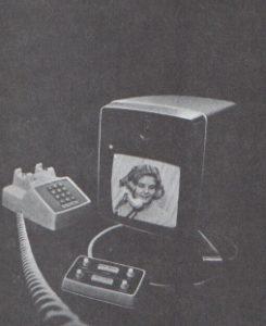 """Picophone"" image from 666 by Salem Kirban."