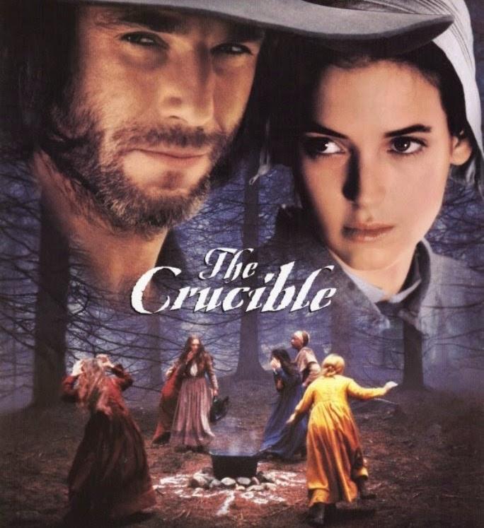 metaphors in the crucible