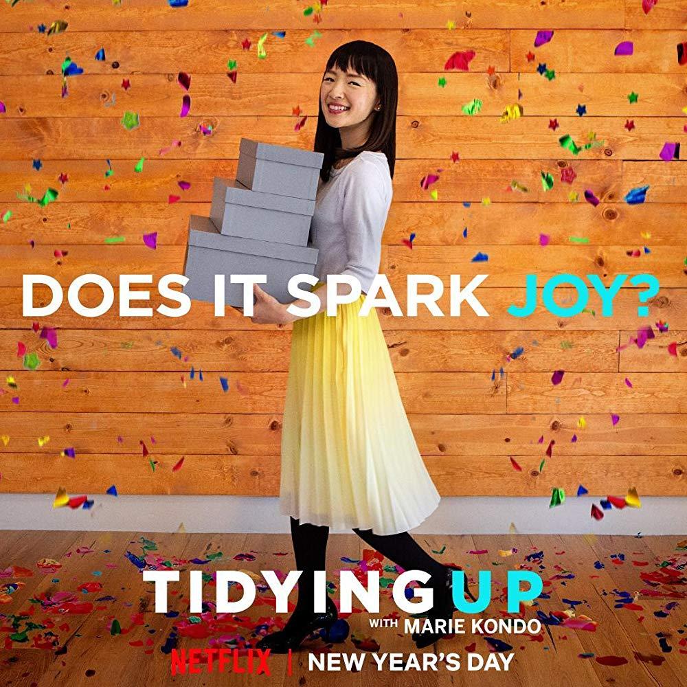Sparking Joy: Religion, Representation & Marie Kondo — The Revealer